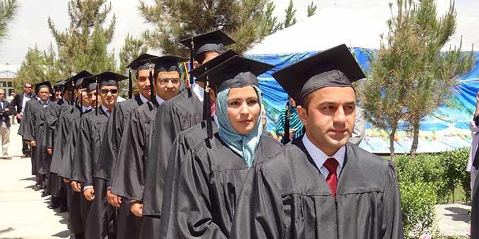 AUAF 2012 Graduation