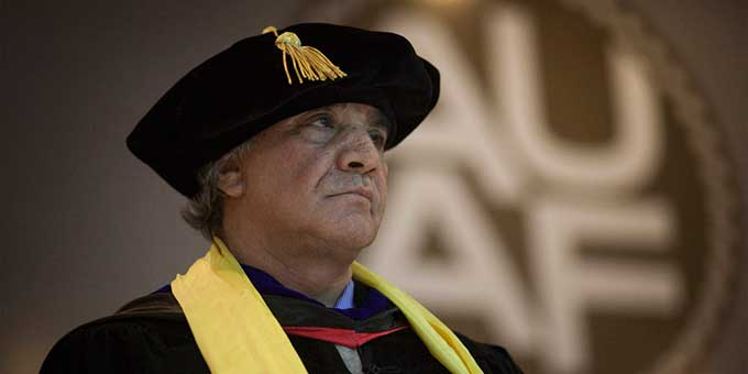 AUAF Founder Calls for Education Reform in Afghanistan