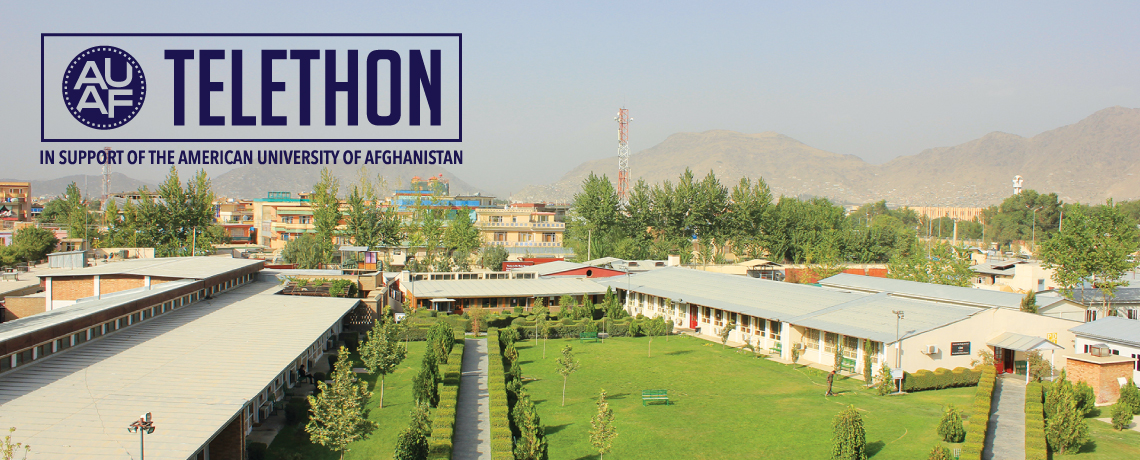 AUAF Telethon October 2nd