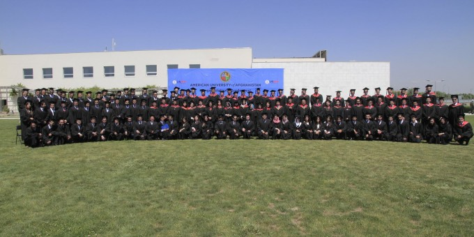 AUAF has their Sixth Graduation!