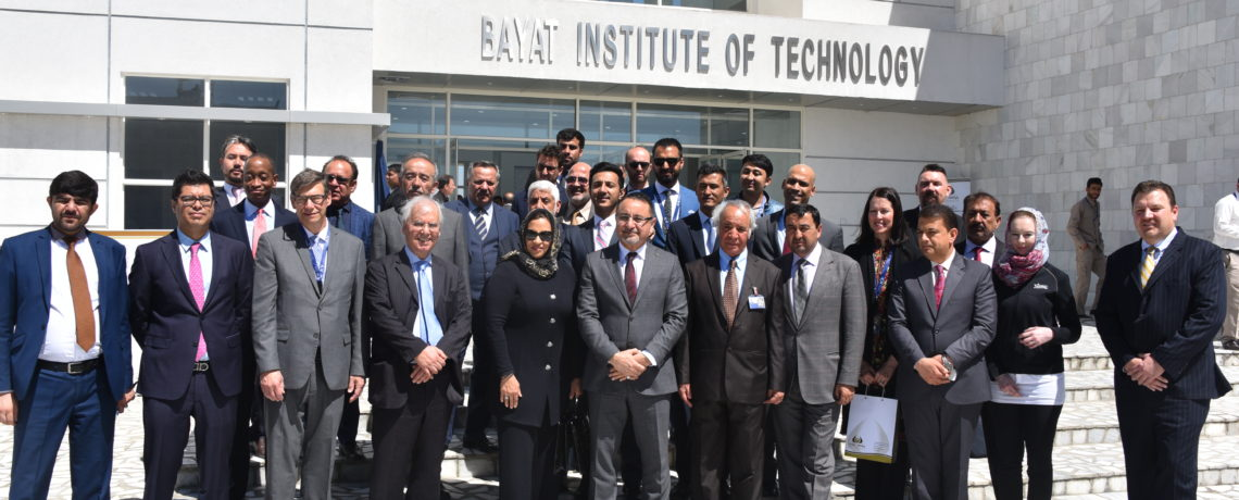Bayat Foundation Announces Completion of The Bayat Institute of Technology at AUAF
