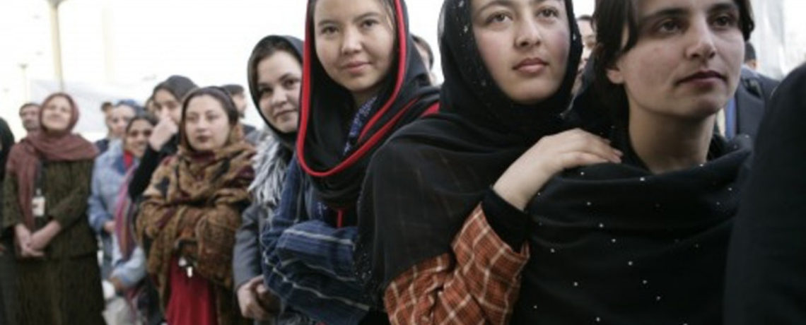 AUAF In The News: For Peace in Afghanistan, Women Must be Involved